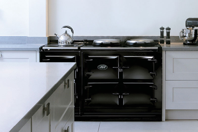 AGA Total Control cooker