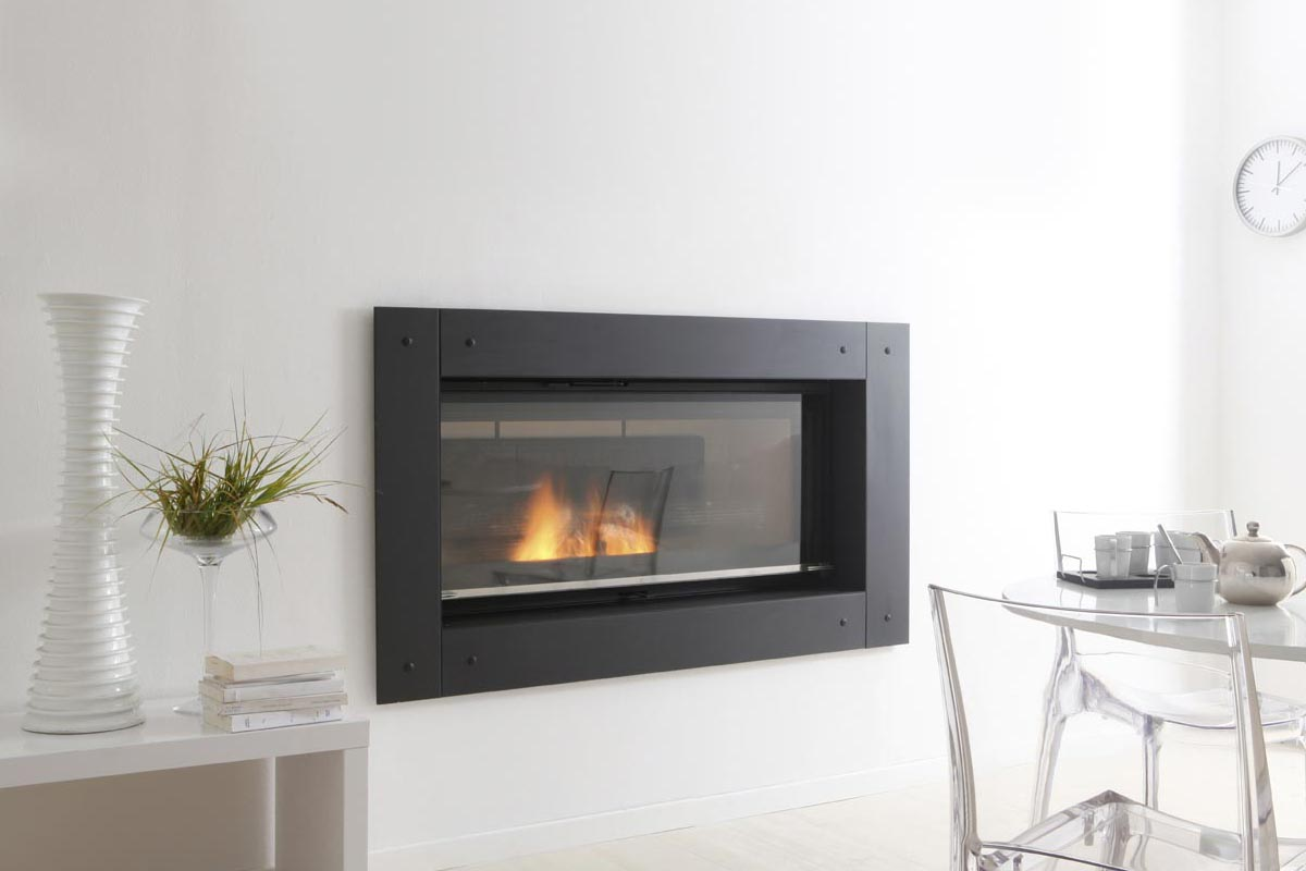 Cheminees Philippe Radiante 1001 firebox