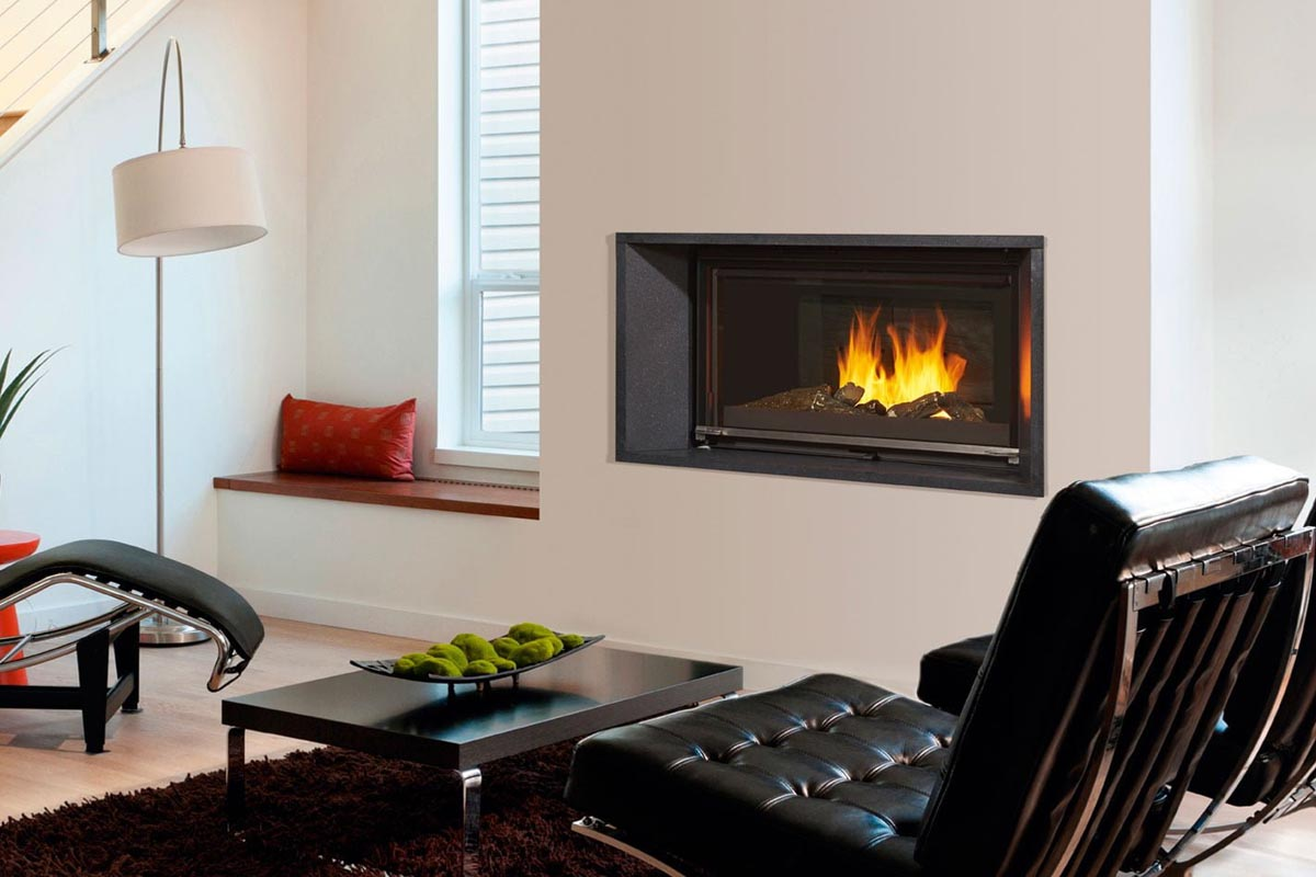Cheminees Philippe Radiante 1200 firebox