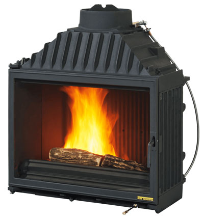 Cheminees Philippe Radiante 692 firebox