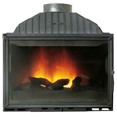 Cheminees Philippe Radiante 800 firebox
