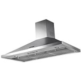 falcon stove 90CM CANOPY RANGEHOOD stainless steel