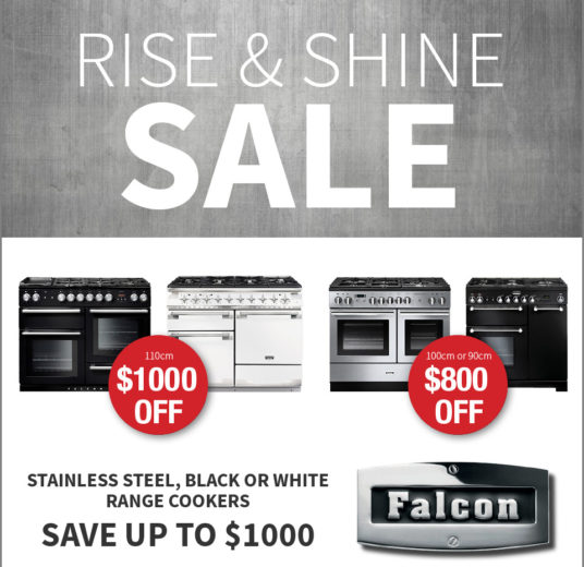 Falcon Oven Sale - Up to $1000 Off Cookers