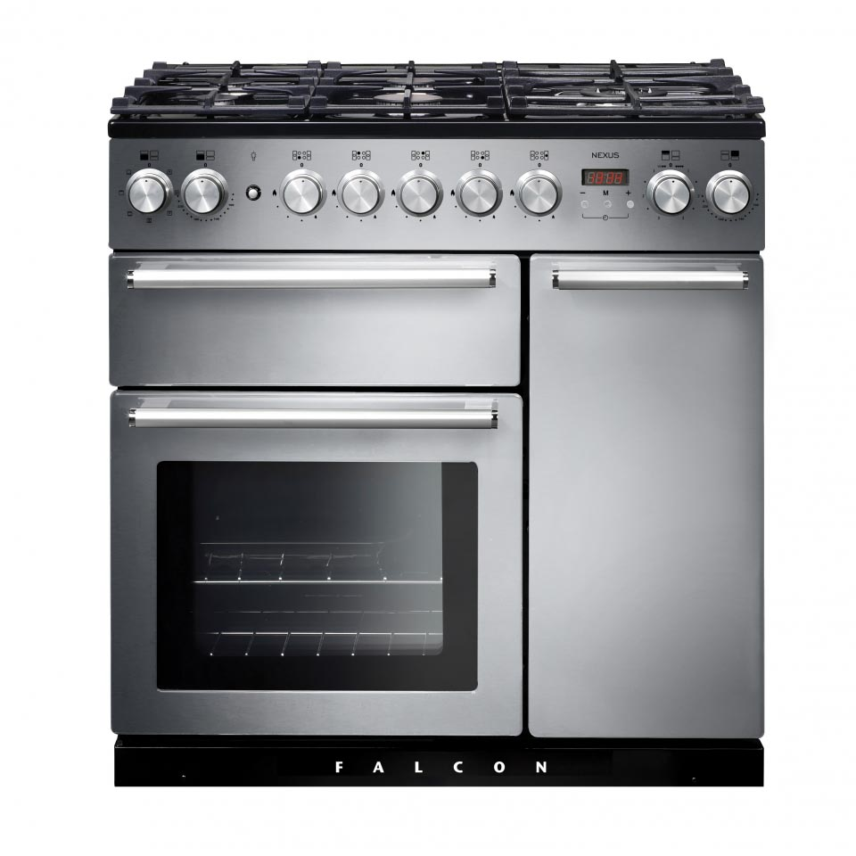 Falcon Nexus 90cm Stainless Steel Oven