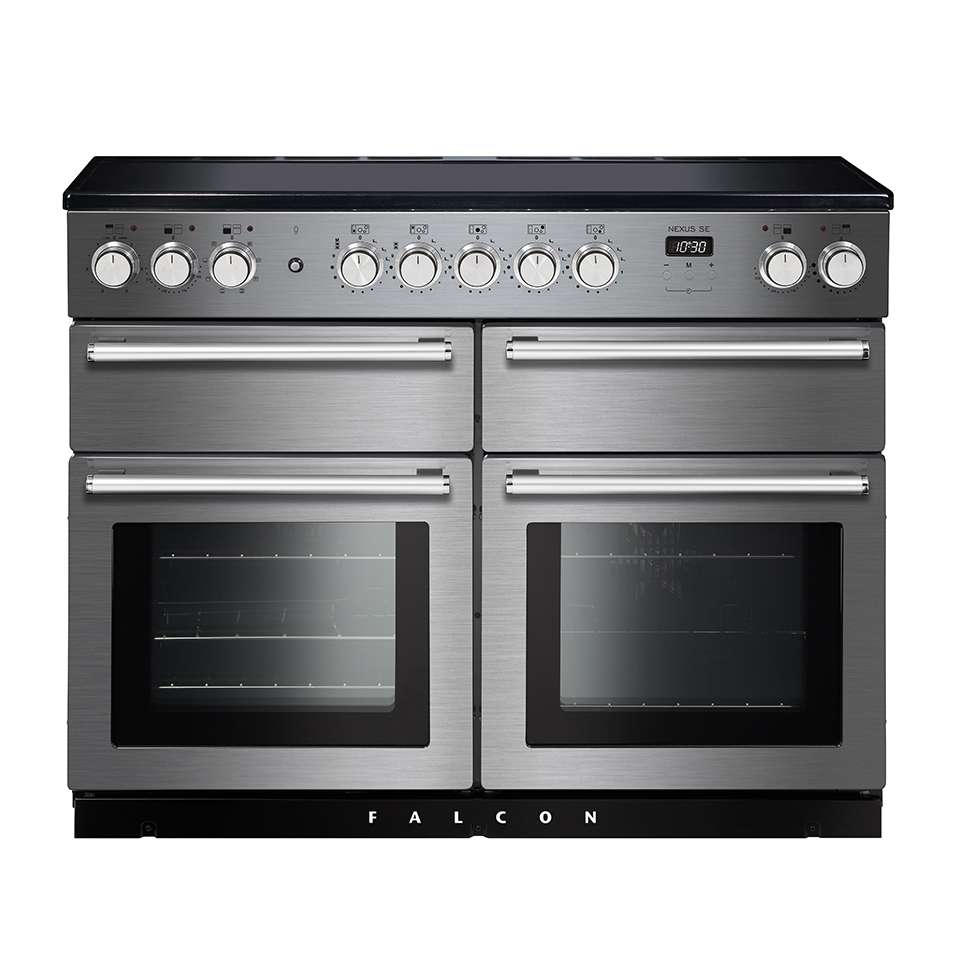 Falcon Nexus SE 110cm induction Oven stainless steel