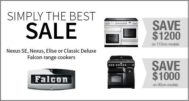 Falcon Oven Sale - Save up to $1200