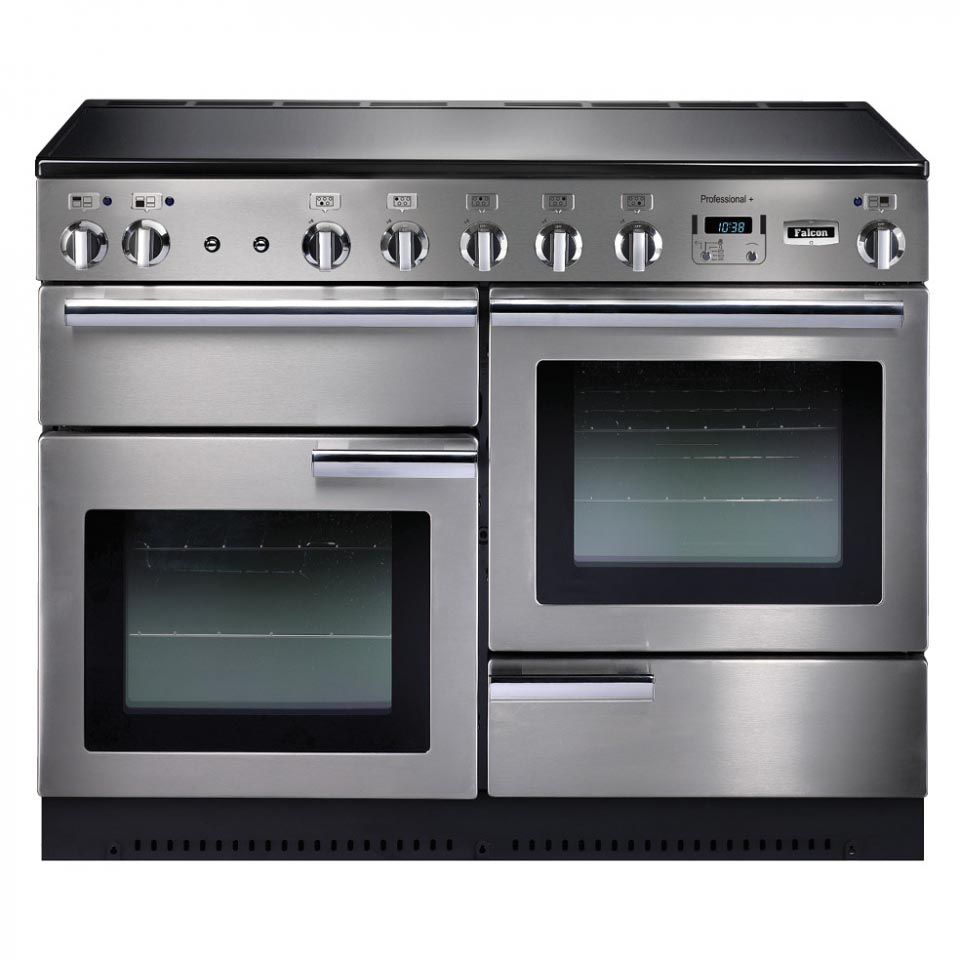 Falcon Professional+ 110cm Induction Stainless Steel Oven