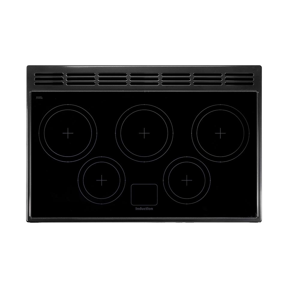 Falcon Professional+ 90cm Induction Oven cooktop