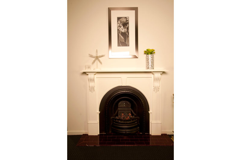 Real Flame Gas Fireplace Magiglo