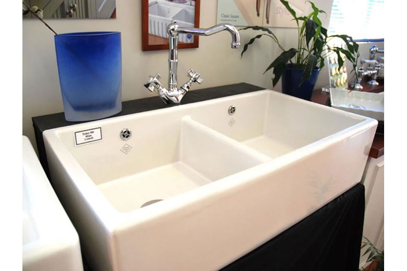 Shaws Fireclay Sinks